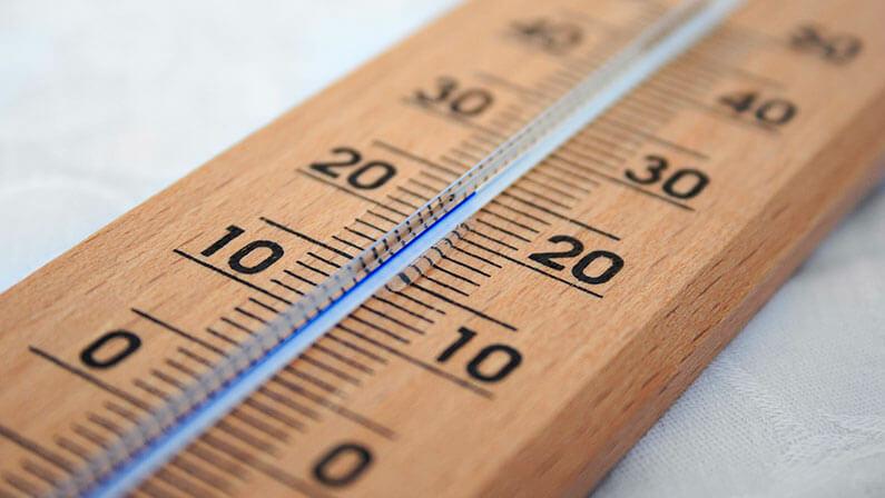 Temperaturen – den største kilde til målefejl