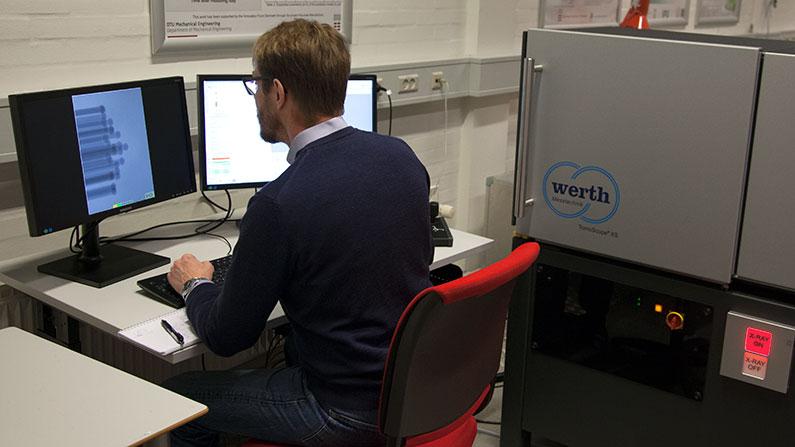 Werth ct-scanner TomoScope XS
