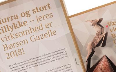 Metrologic udnævnt til Børsen Gazelle 2018!
