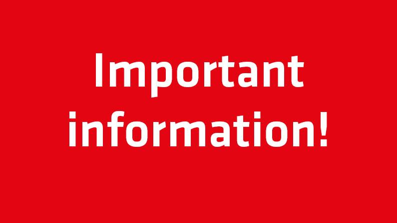 Important information! – concerning Q-DAS Update version 10/11 to 12