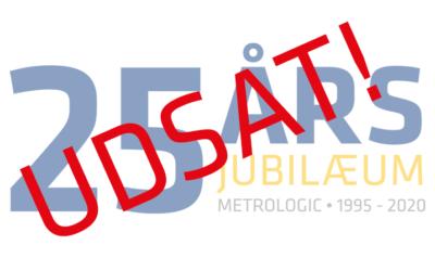 UDSAT! 25 års-jubilæum hos Metrologic UDSAT!