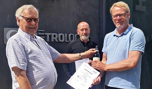 Første certificerede AUKOM Eksperter i Danmark!